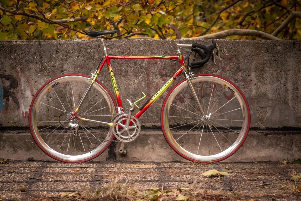 Vintage Bike Decor