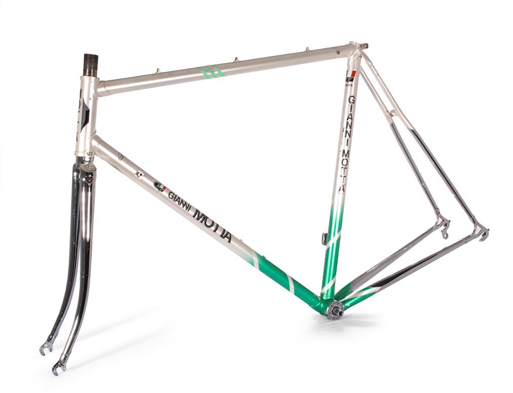 Gianni Motta Personal 2000r Frame 2velo Vintage Cycling