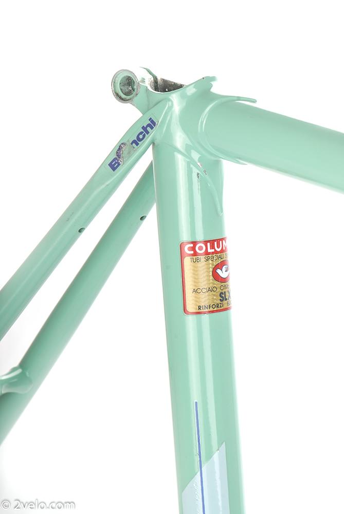 BIANCHI - Columbus SLX - mid 80s - 2velo-1165 -