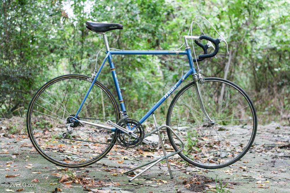 F MOSER - Columbus Tretubi SL - Shimano Dura Ace 7200 - 2velo-8598
