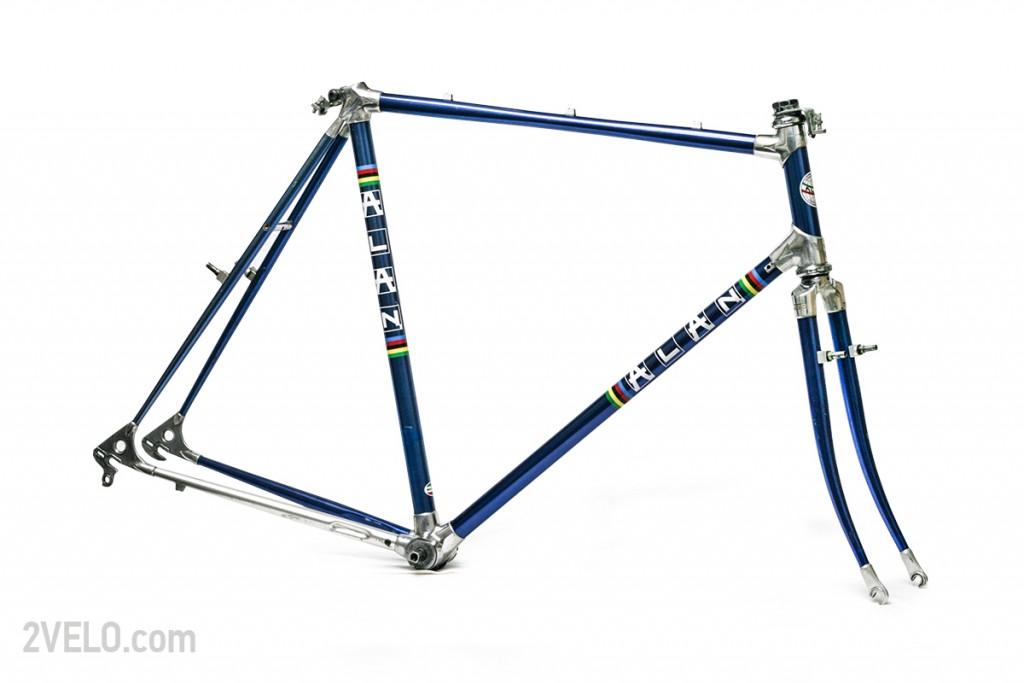 Alan Cyclocross frame - 2velo-8636