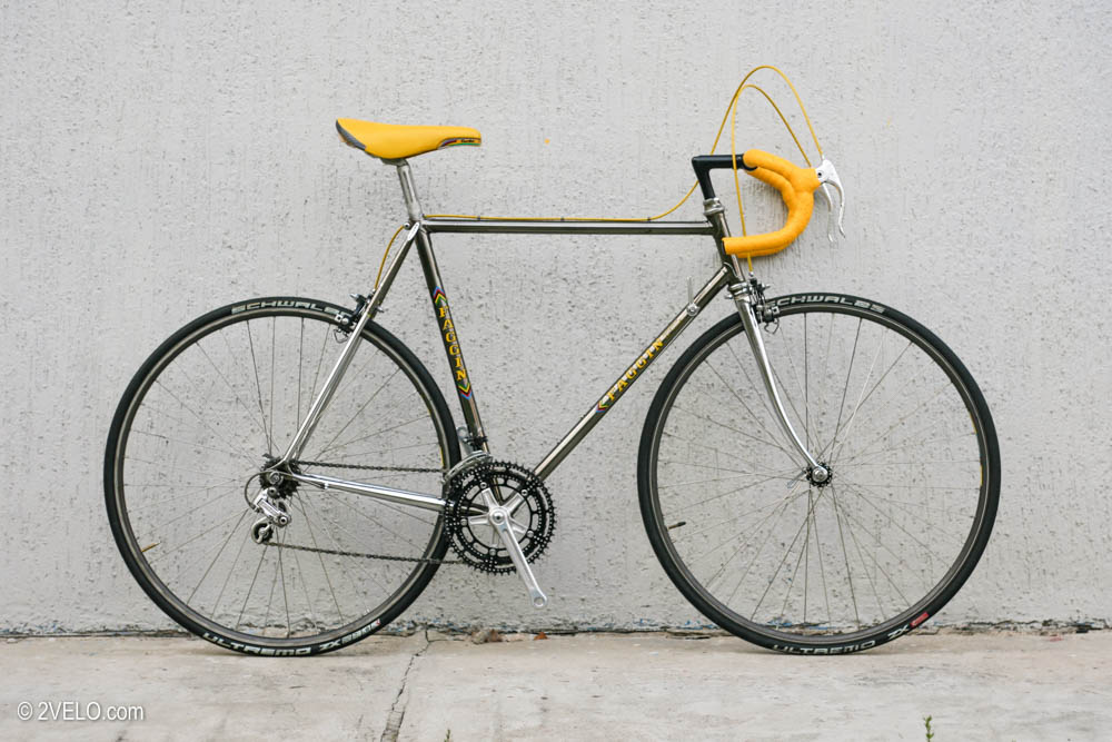 Faggin - Campione del modno - cromovelato - Shimano Dura Ace first gen -9128