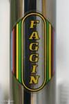 Faggin - Campione del modno - cromovelato - Shimano Dura Ace first gen -9149