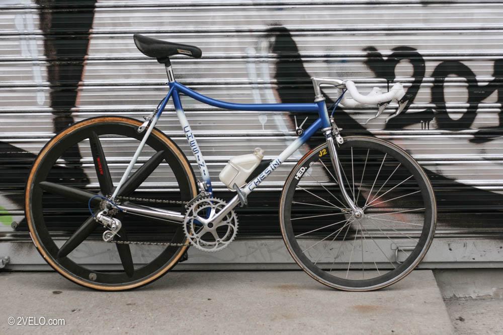 CHESINI Recordman - Campagnolo parts 2velo-9195