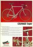 Colnago super 1977-1979