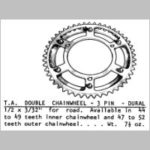 T.A. 3 pin double rings_t