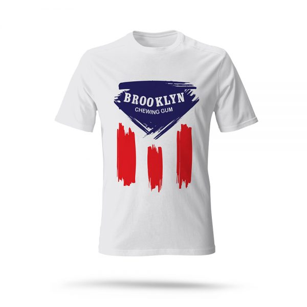Brooklyn – 2velo cotton t shirt