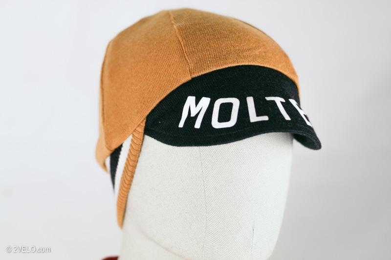 9cff0503d91 Merino wool CYCLING CAP Molteni -