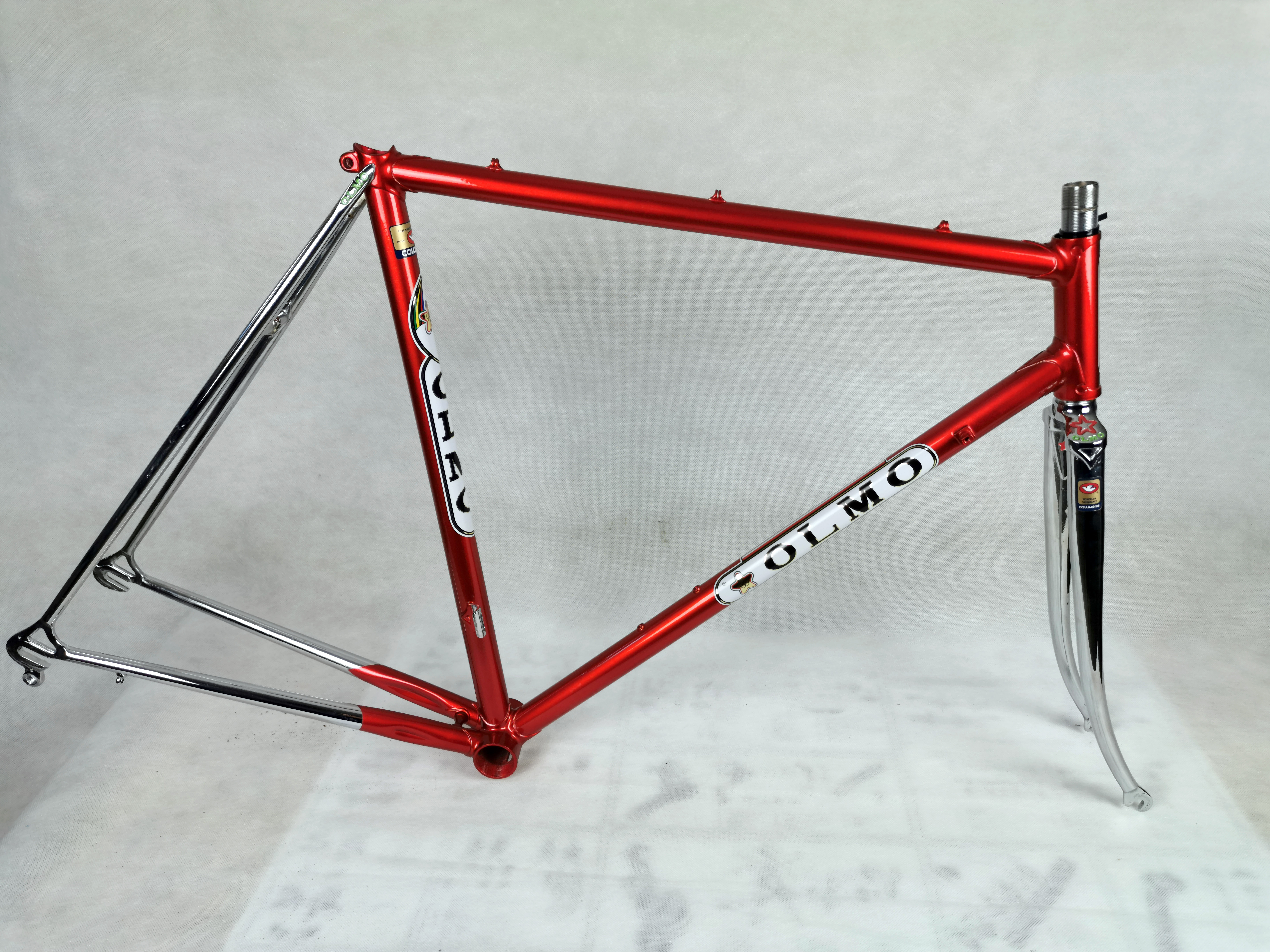 Columbus  SL decal frame and forks